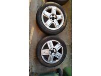 MK2 Renault Clio Wheels x 4