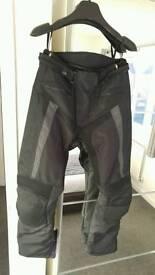 Richa medium mens motorcycle trousers