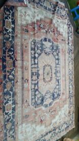 old persian large rug heriz