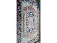 old persian large rug heriz