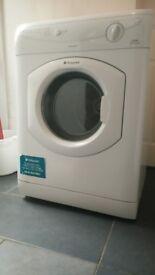 Tumble dryer Hotpoint Vented vtd00