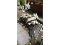 Free Assorted Paving Slabs