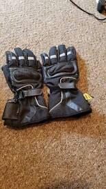 Kevlar Motorbike Gloves Large Motorcycle