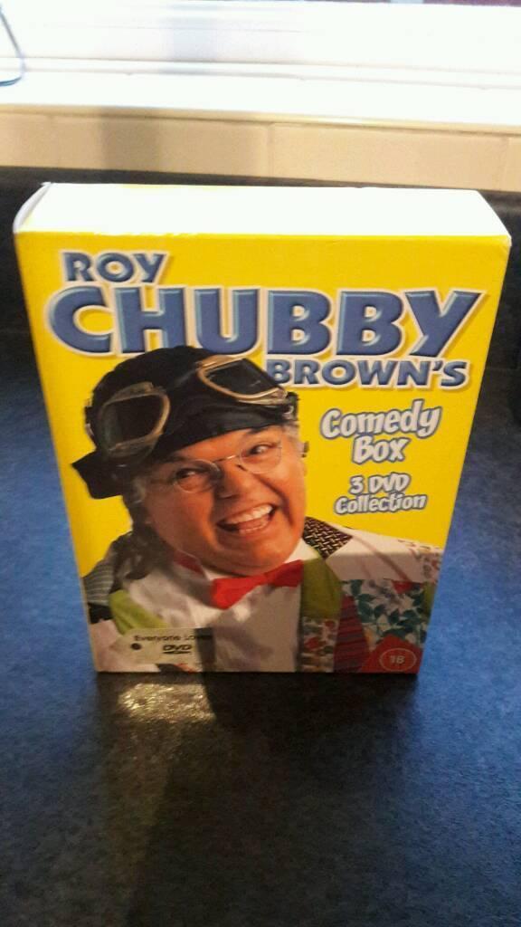 Chubby brown box set £5-00