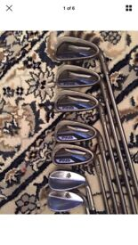 Ping g30 & scratch wedges