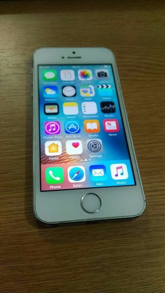 IPhone 5s 64GB Unlocked WiFi not workingin Newham, LondonGumtree - IPhone 5s 64Gb Unlocked Wifi is not working. Mobile data will work with correct sim. Comes with generic box and accessories 30 Days warranty does not include accidental damage