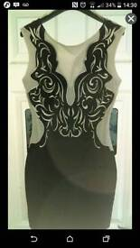 Gorgeous lipsy dress size 10
