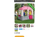 Brand new in box play house