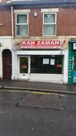 TAKEAWAY TO LET NORMANTON ROAD DERBY