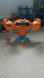 Octopods toys