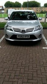 Toyota Avensis 62 TR D4D Diesel with PCO