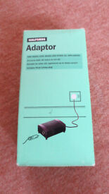Halfords Adaptor for Travel Cool Boxes and other 12v Appliances