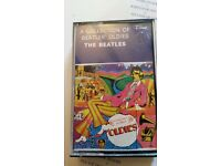 THE BEATLES - 'A COLLECTION OF BEATLES' OLDIES' - CASSETTE TAPE 1967 (Fame) . Fully Tested.