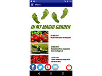 Android application for your company / website / blog