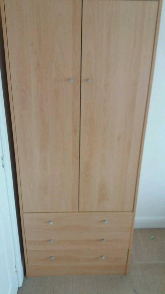 Wardrobe drawers