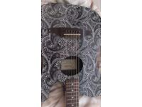 Limited edition Fender Telecaustic Californian Series in Black Paisley