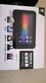 Tablet 7 in pink tablet
