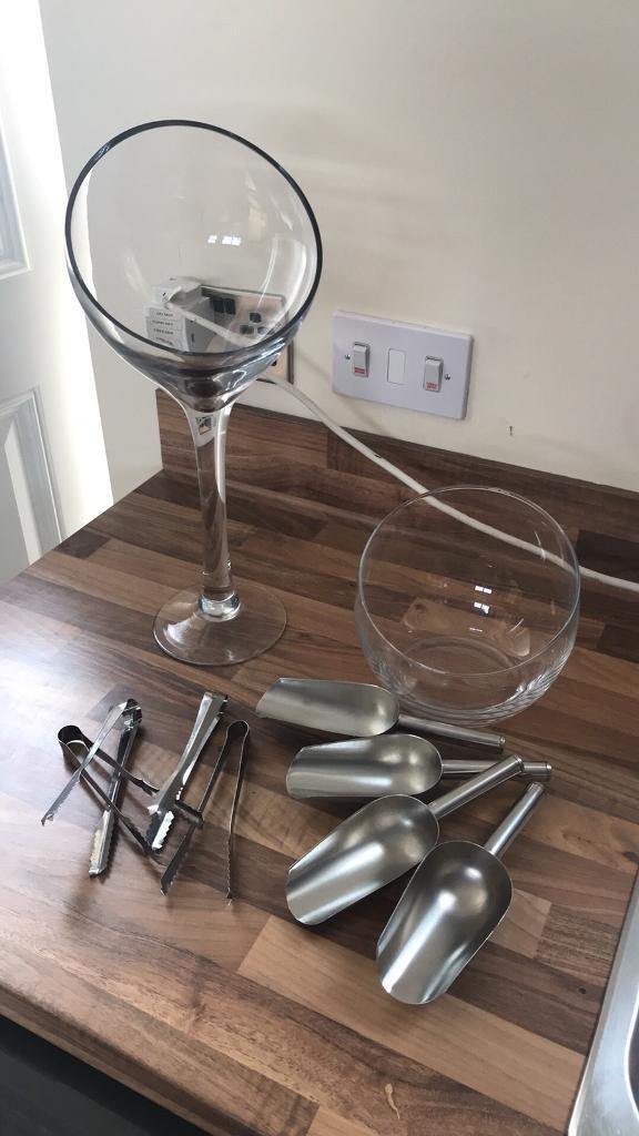 Amazing Candy Buffet Vases Scoops And Tongs In Kirkliston Edinburgh Gumtree Interior Design Ideas Grebswwsoteloinfo
