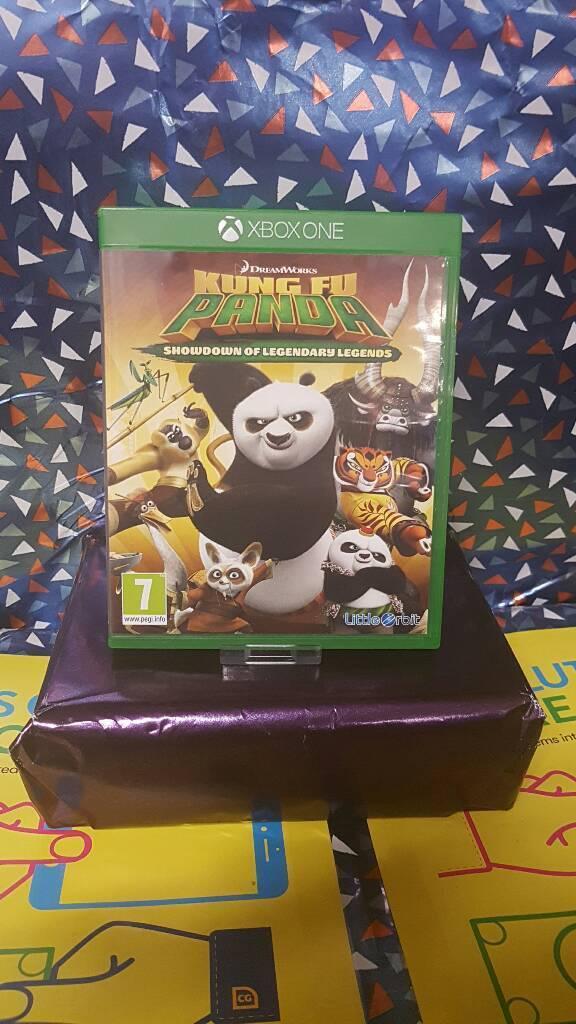 Xbox one kung fu panda showdown of legendary legends  af316c335