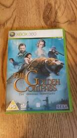 The golden compass xbox 360 game & dvd