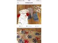 Boys designer clothes 5-6 ex condition