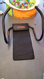 Sit Up Crunch Trainer can be used for all fitness levels