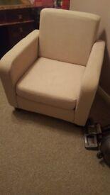 Cream Cosy Chair