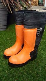 Treehog Chainsaw Boots