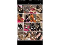 Footwear/shoes Joblot bundle