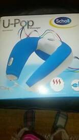 Neck massager, as new