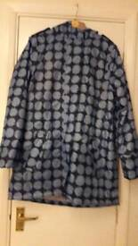 Coat from cotton traders