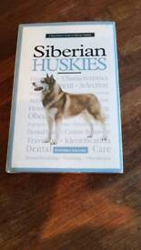 Siberian huskie book
