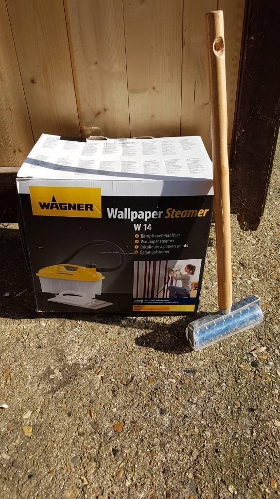 Wagner Wallpaper Steamer Like NEW