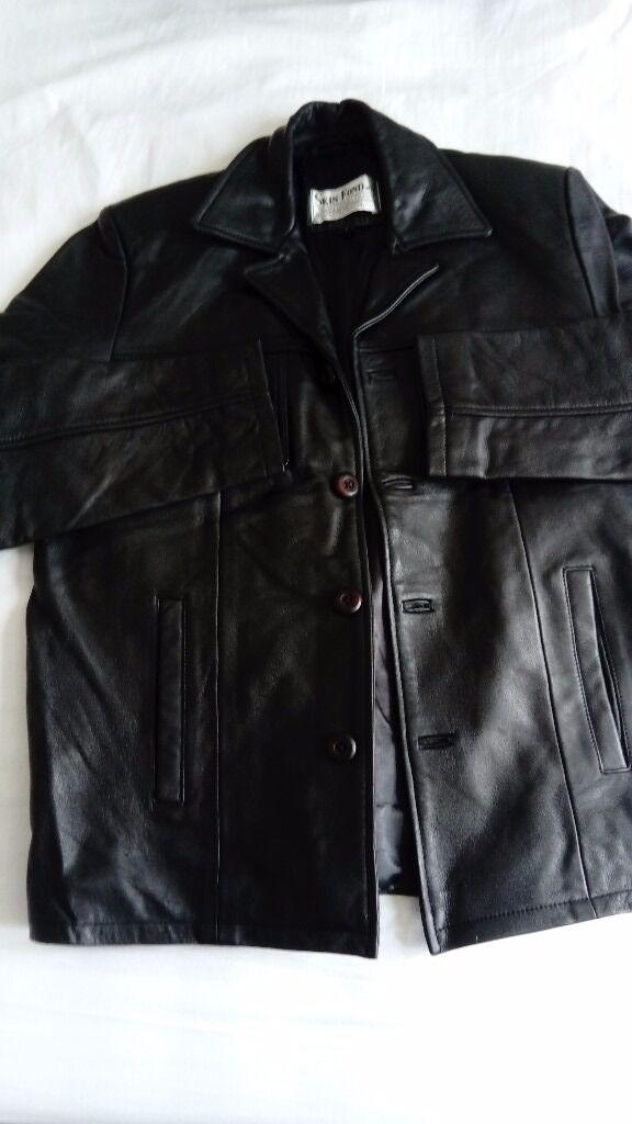 Leather jacketin Hall Green, West MidlandsGumtree - Real leather womens leather jackets. Never been worn. Would fit size 10 or 12. £10 each