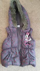 Minnie Mouse Gillet age 6-7