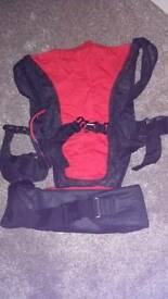 Phil&Teds airlight baby carrier