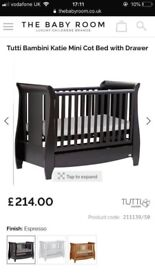 Good as new cot