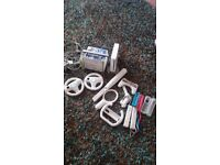 Wii plus games and all accessories