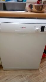 Spares or Repair Bosch SMS40C02GB Freestanding Dishwasher