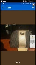 Michael Kors Makeup Pouch bag New
