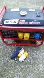 generator 240 volt and 110 volt 3.5KW