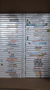 Summer Sale on Wii games! Buy one get second 50% off! No tax.