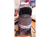 Silver cross cargo travel system