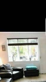 Venetian blinds brown
