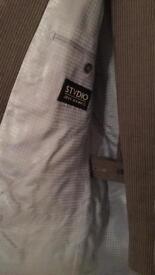 Two men's suits
