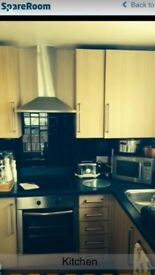 2 bed, 2 bathroom apartment £600 pcm Parking available, 8minutes from Leeds centre
