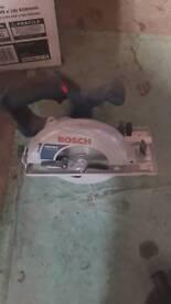 Bosch gks 18v circular saw