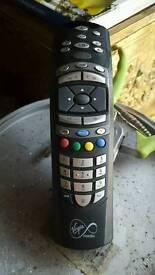 Virgin remote