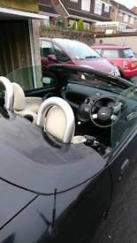 Ford Street KA LOW MILLEAGE convertible,