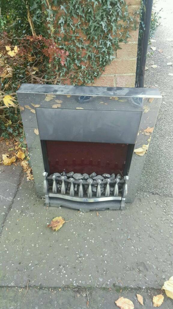 Stainless steel fire £45 delivered